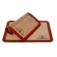 Chef Vinny Professional Silicone Baking Mat (Set of 2) by Chef Vinny