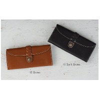 ANVOCOEUR(アンヴォクール)Clariss Long Wallet クラリス ロングウォレット AC12214