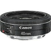 Canon 単焦点レンズ EF40mm F2.8 STM(送料無料)