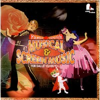 山西由実★バレエレッスンCD★Musical & Screen for Ballet Class vol.2★