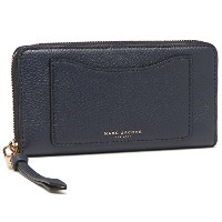 マークジェイコブス 財布 MARC JACOBS M0008168 415 RECRUITSLGS STANDARDCONTINENTALWALLET 長財布 MIDNIGHT BLUE ...