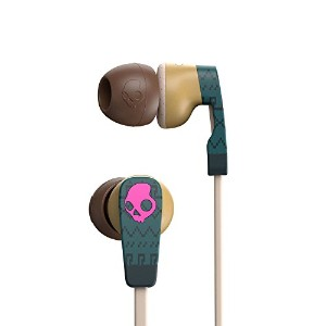 Skullcandy Strum最適フィットEver Earbud with Mic ピンク S2SUJX-537