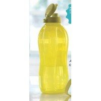 TUPPERWARE 2 Liter water bottle FlipTop, Cool Water storage タッパーウェアウォーターボトル