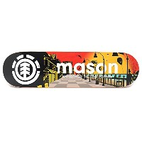 ELEMENT DECK(エレメント)デッキ MASON SILVA WELCOME・8.0・FEATHER LIGHT