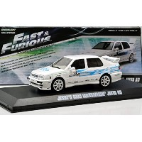 """GREENLIGHT 1:43SCALE """"THE FAST AND THE FURIOUS"""" """"JESSE'S 1995 VOLKSWAGEN JETTA A3"""" グリーンライト 1:43スケール..."""