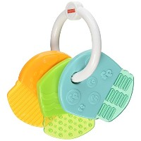 Fisher-Price My First Teether Keys by Fisher-Price