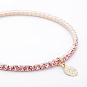 ma chere Cosette? シェリーアンクレット Cherie Anklet ライトローズ