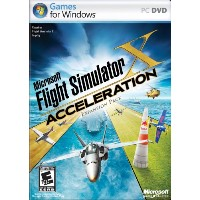 Microsoft Flight Simulator X Acceleration Expansion (輸入版)