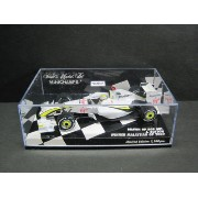 1/43scale ミニチャンプス MINICHAMPS Brawn GP BGP 001 J.Button Winner Malaysian GP 2009 ブラウンGP メルセデス バトン...