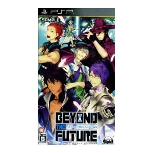【中古】 BEYOND THE FUTURE − FIX THE TIME ARROWS − (限定版) /PSP 【中古】afb