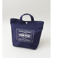 UR TRAVEL COUTURE by LOWERCASE キャンバストートバッグS【アーバンリサーチ/URBAN RESEARCH メンズ, レディス トートバッグ NAVY ルミネ...
