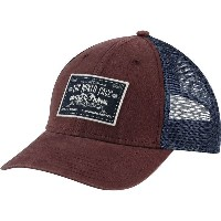 ノースフェイス メンズ 帽子 アクセサリー The North Face Mudder Trucker Hat Sequoia Red/Vintage White