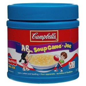 Fisher-Price Campbell's ABC Soup Game