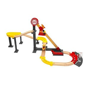 Brio Roller Coaster Set Train [並行輸入品]