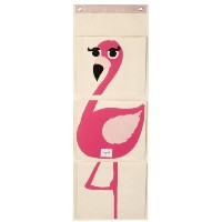 3 Sprouts Wall Organizer Flamingo (並行輸入)