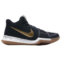 (取寄)ナイキ メンズ カイリー 3 Nike Men's Kyrie 3 Dark Obsidian Metallic Gold Summit White