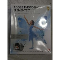 ADOBE Photoshop elements 7 アカデミック版 (win)