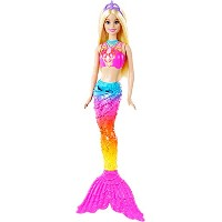 [バービー]Barbie Rainbow Mermaid Doll DNP41 [並行輸入品]