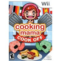 Wii COOKING MAMA COOK OFF 【北米版】クッキング ママ クック オフ