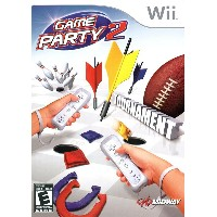 Wii GAME PARTY 2 【北米版】 ゲーム パーティー2
