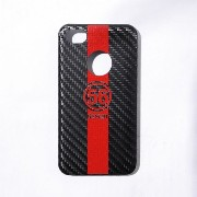 56design(フィフティーシックスデザイン) carbon iphone case(for iphone4 4S)