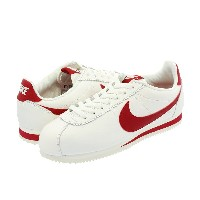 NIKE CLASSIC CORTEZ LEATHER SE ナイキ クラシック コルテッツ レザー SE SAIL/GYM RED