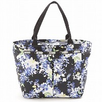 LeSportsac レスポートサック ショルダーバッグ 7470 SMALL EVERYGIRL TOTE D746 FLOWER CLUSTER [並行輸入商品]