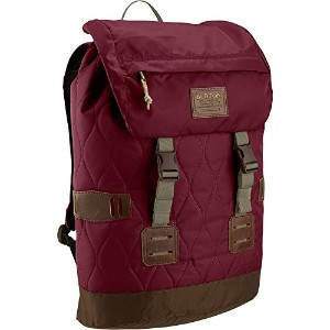 Burton Women 's Tinder Backpack , Quilted Zinfandel Laptopスクールバッグ