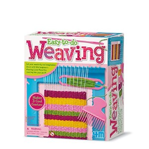 4M Easy to do Weaving はたおり 00-02744