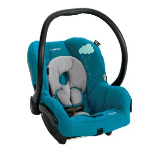 Maxi-Cosi Infant Car Seat Footmuff, Blue Sky by Quinny