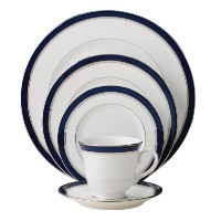 Royal Worcester Howardコバルトボーン中国5Piece Place Setting