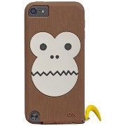 Case-Mate 日本正規品 iPod touch 5th 6th Generation 共用 CREATURES: Bubbles Monkey Case, Brown クリーチャーズ: バブルス モンキー...