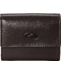 マンシニレザーグッズ メンズ 財布 アクセサリー Manchester Collection: Men's RFID Expandable Credit Card Wallet 9480