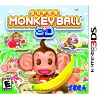 【Super Monkey Ball 3ds-Nla】 b004hm279o