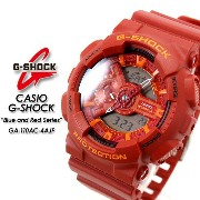 ★SALE30%OFF!送料無料★CASIO / G-SHOCK / g-shock gショック Gショック G−ショック 【カシオ ジーショック】【Blue and Red Series】ブルー...