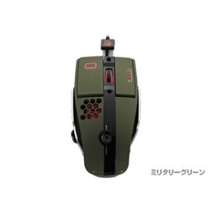 Thermaltake LEVEL 10 M Mouse(Green) 正規代理店保証付