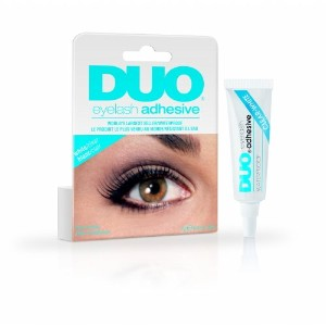 (3 Pack) DUO Eyelash Adhesive White/Clear (並行輸入品)