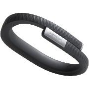 Up by Jawbone Wristband, Sleep/Move/Eat, Black Color, Large(輸入品)