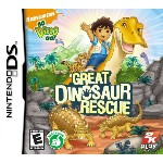 Go Diego Go Great Dinosaur Rescue (輸入版:北米) DS