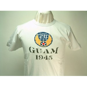 "Buzz Rickson's (バズリクソンズ)""20TH U.S. AIR FORCE GUAM"" S/S T-SHIRT"