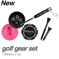 BANDEL BG-golf gear set