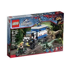 【レゴ ジュラシック・ワールド LEGO Jurassic World RAPTOR RAMPAGE Set #75917】 b00upb9ro4