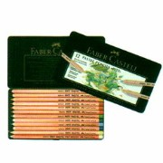 Faber-Castell ピットパステル鉛筆 12色セット