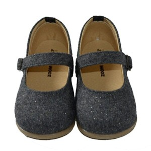 ZOOM ズーム STRAP SHOES GRAY