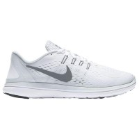 (取寄)ナイキ メンズ フレックス RN 2017 Nike Men's Flex RN 2017 White Cool Grey Pure Platinum