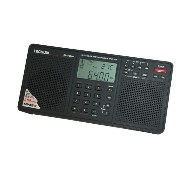 MP3再生ステレオスピーカー搭載ラジオ AM/FM/LW/SW TECSUN PL-398MP【toukai-point-up】【RCP】05P12Oct14