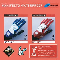 送料無料!13-14 NEW MODEL! VOLUME GLOVES MANIFESTO WATERPROOF I FOUND GORE-TEX 【スノーボード グローブ】715005