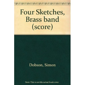 Four Sketches - Brass Band - Conducteur