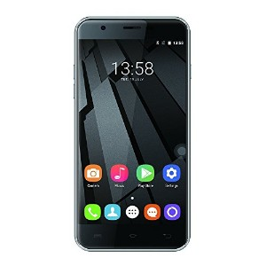 JHM X11 5.5インチ Android 6.0 MTK6737クアッドコア1.3GHz RAM 2GB ROM 16GB WCDMA GPS QHD IPS指紋認識Touch ID 4G...