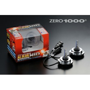 ZERO1000 ALL IN ONE/オールインワン HIDキット フォグランプ用/12V 35W H11バルブヴィッツ RS NCP91 H17.2〜H22.12 【送料無料】